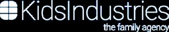 white Kids Industries logo