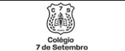 Logo Colégio 7 de setembro