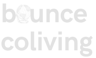 Bounce coliving logo