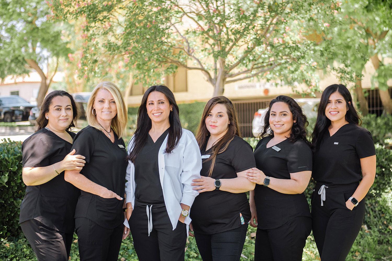 Simi Valley Periodontics team