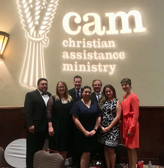 ADKF Attends the Children of CAM- Feast to Feed Gala