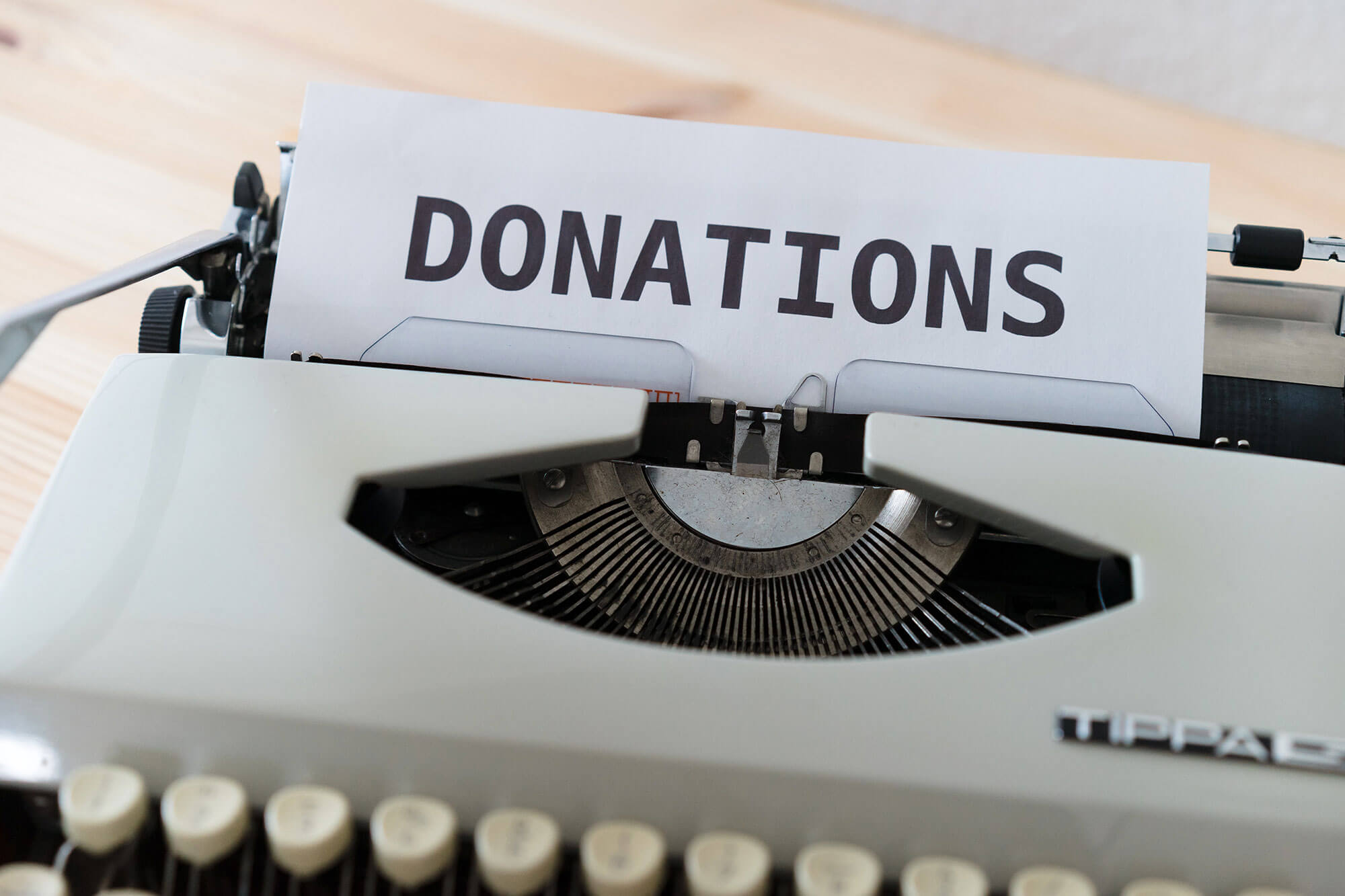 How a $300 Charitable Deduction Can Make a Difference