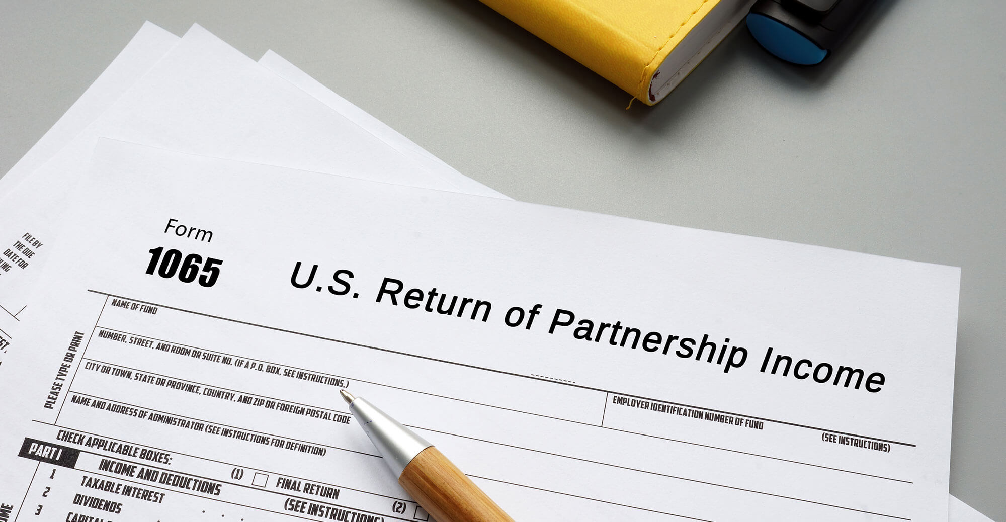 Are You a Partner in a Partnership?
