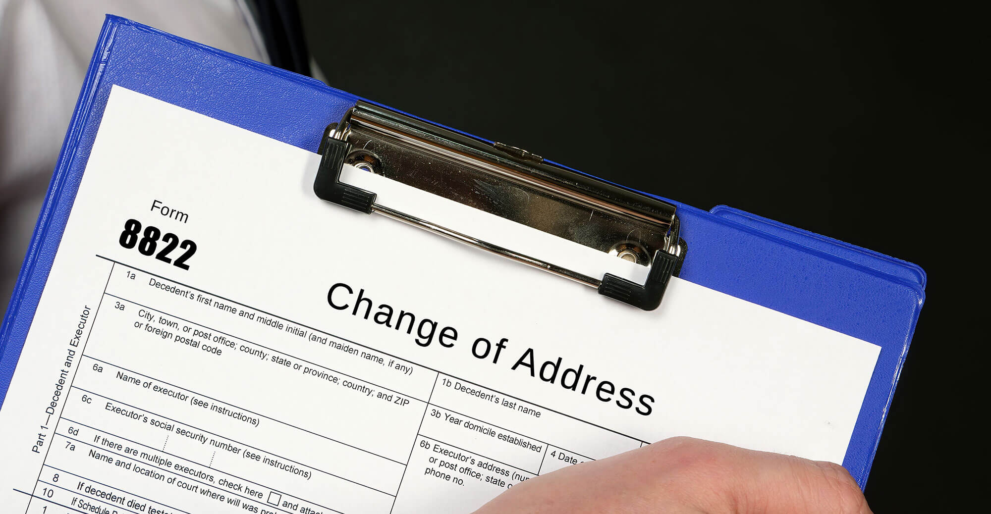 How to Notify the IRS of Your Change of Address