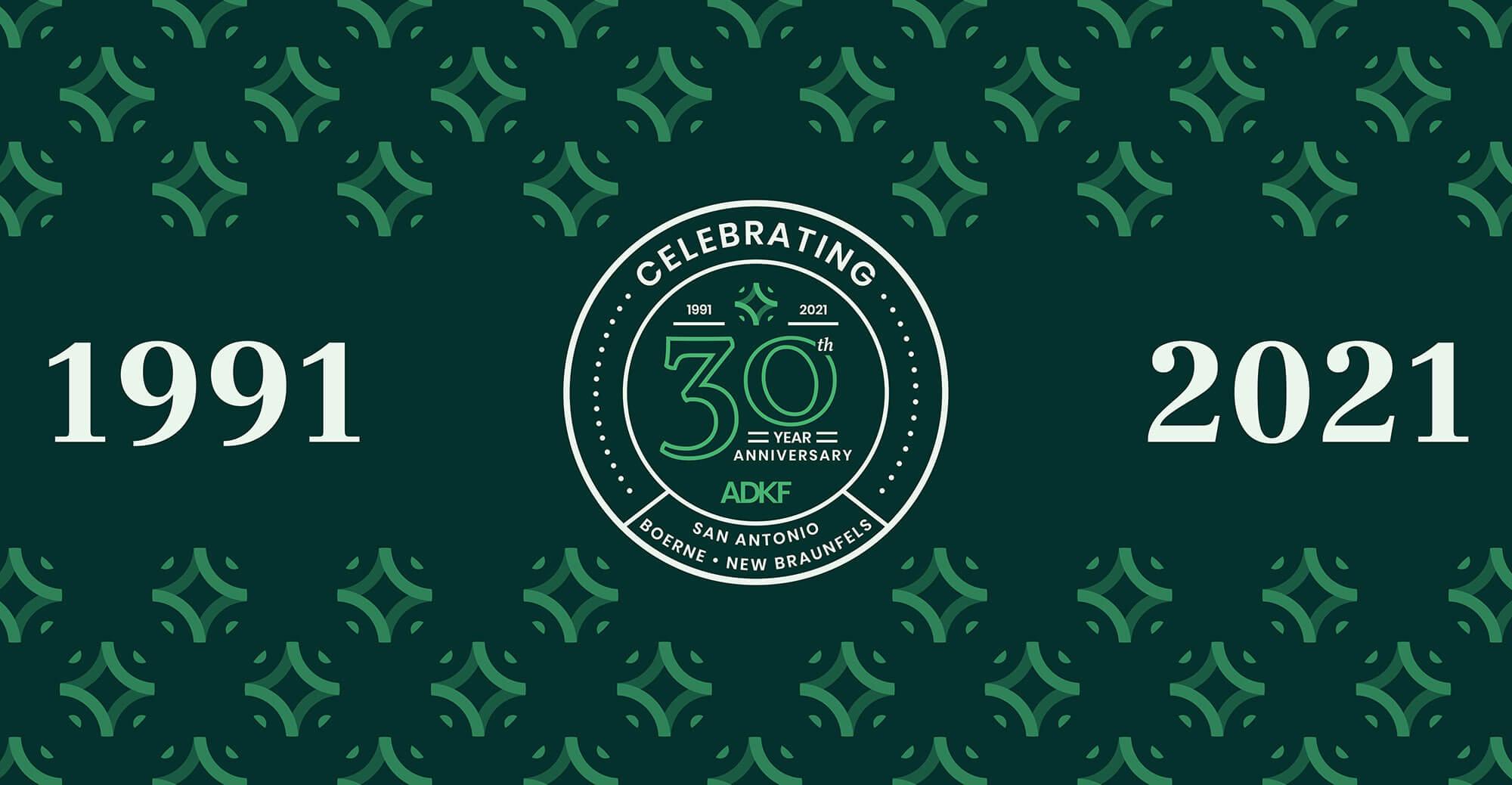 ADKF Celebrates 30th Anniversary with a Branding Refresh