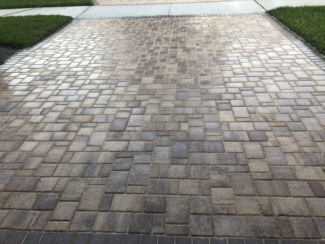 pavement paver repairs