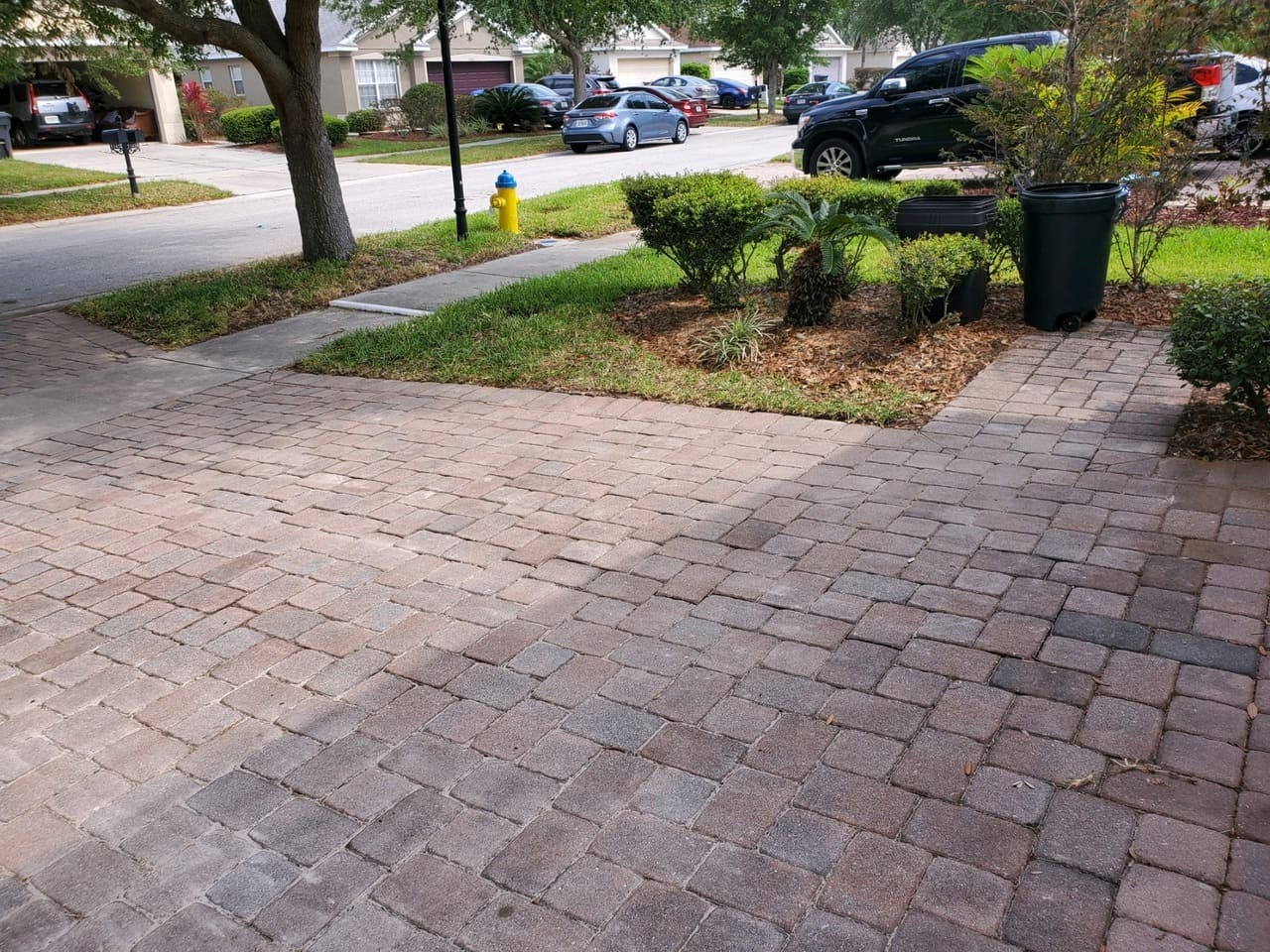 pavement paver repairs