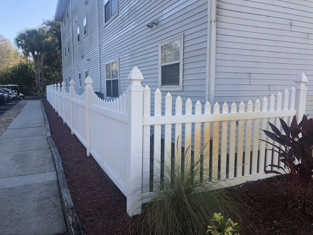 fence house paver repairs