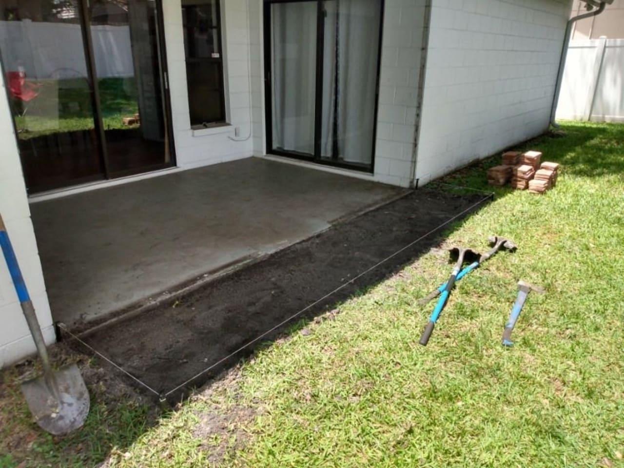 metering paver sealing
