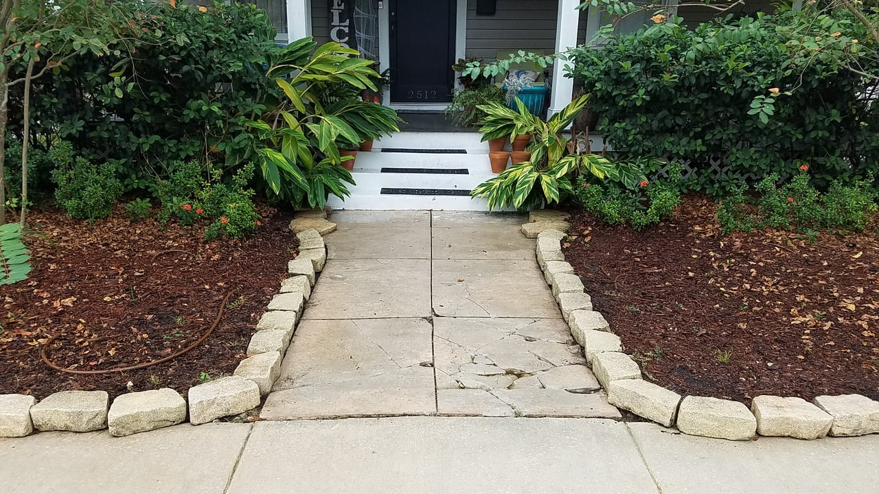 enter house paver repairs