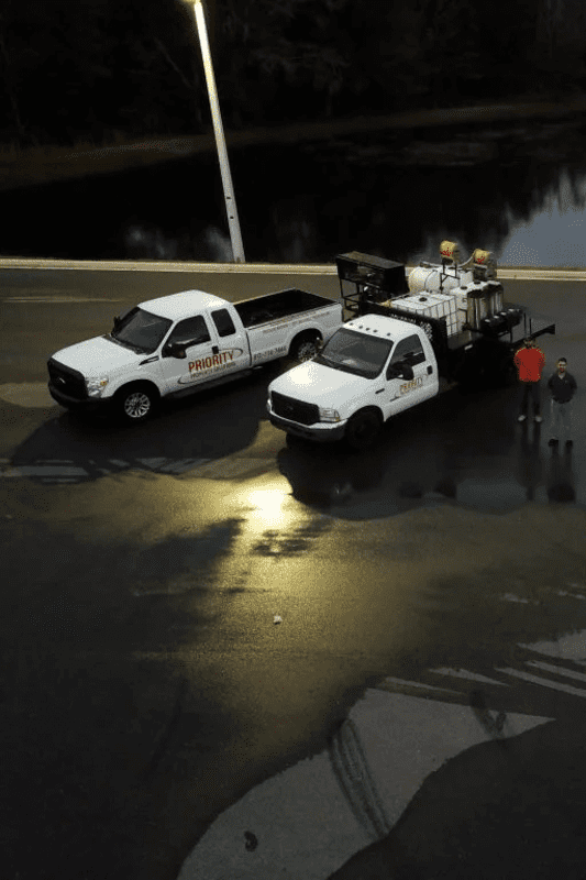 Priority Cars Image Paver Stripping in Wesley Chapel