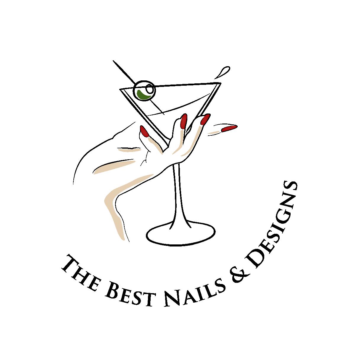 Nail spa logo