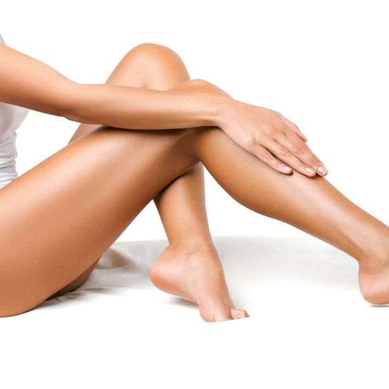 Organic body waxing