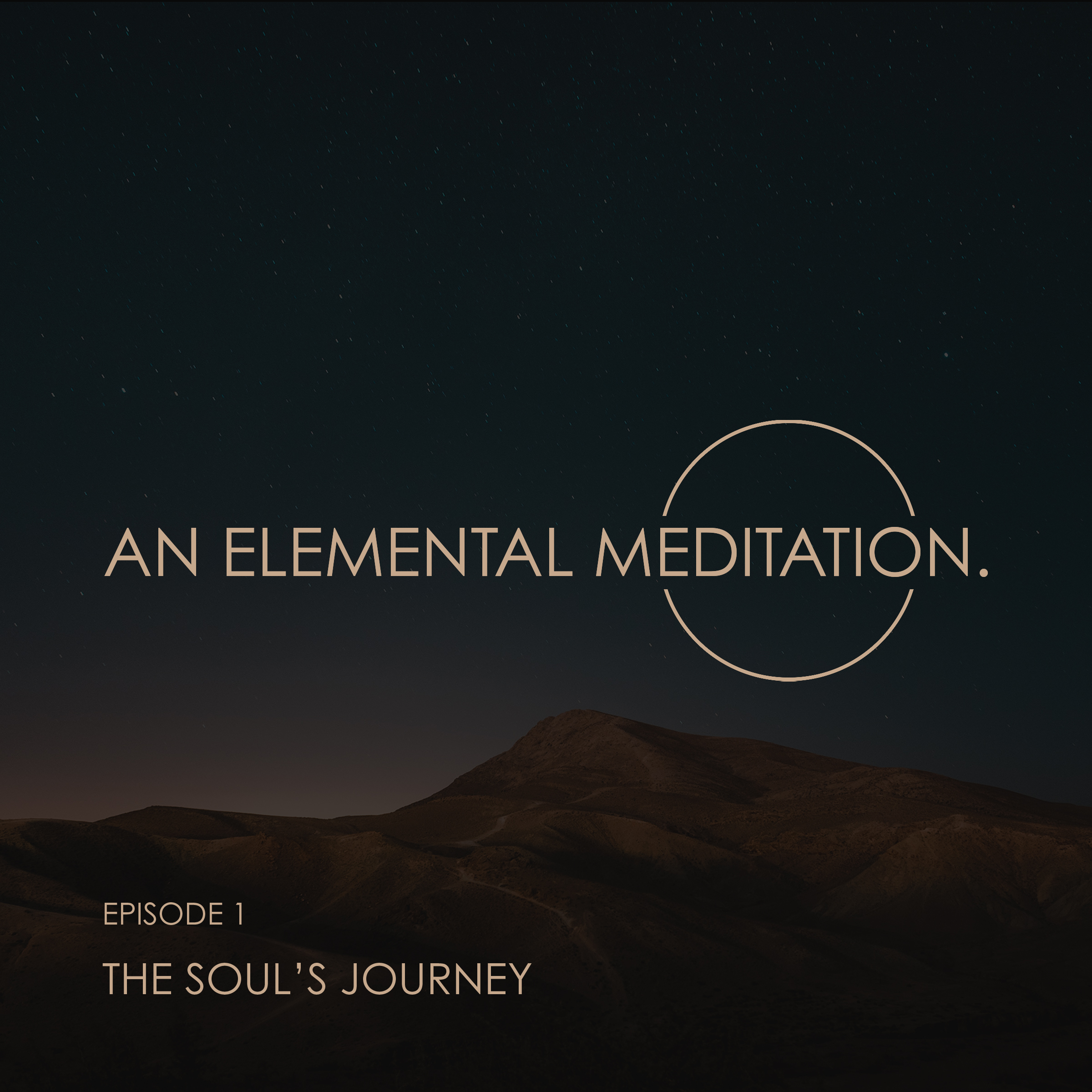 An Elemental Meditation Podcast Cover