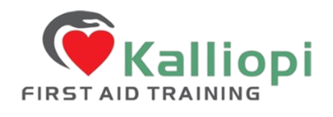 Kalliopi First Aid Training Official Logo