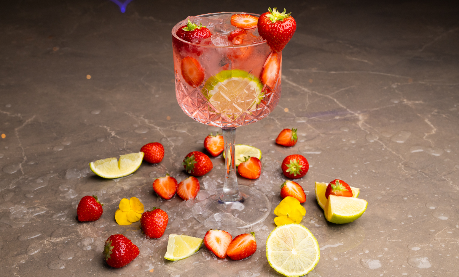 Pink Gin-Tonic