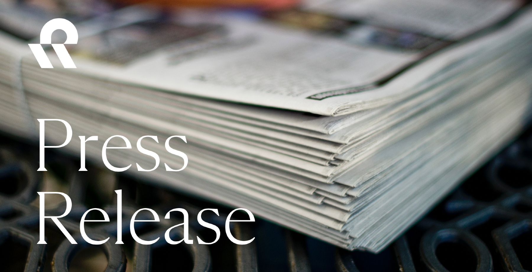 Press Releases Stack of Newspapers