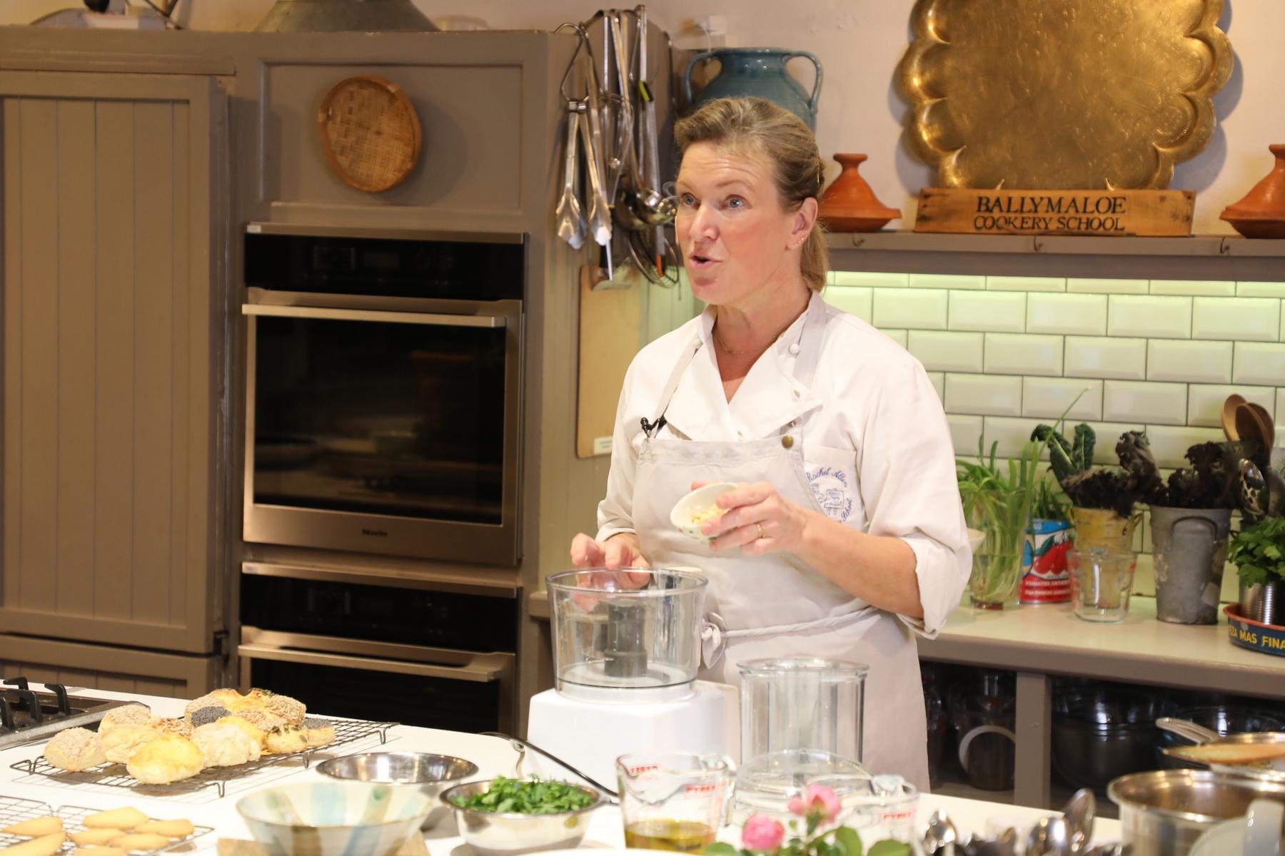 Live Cookalong: Winter Cookalong with Rachel Allen