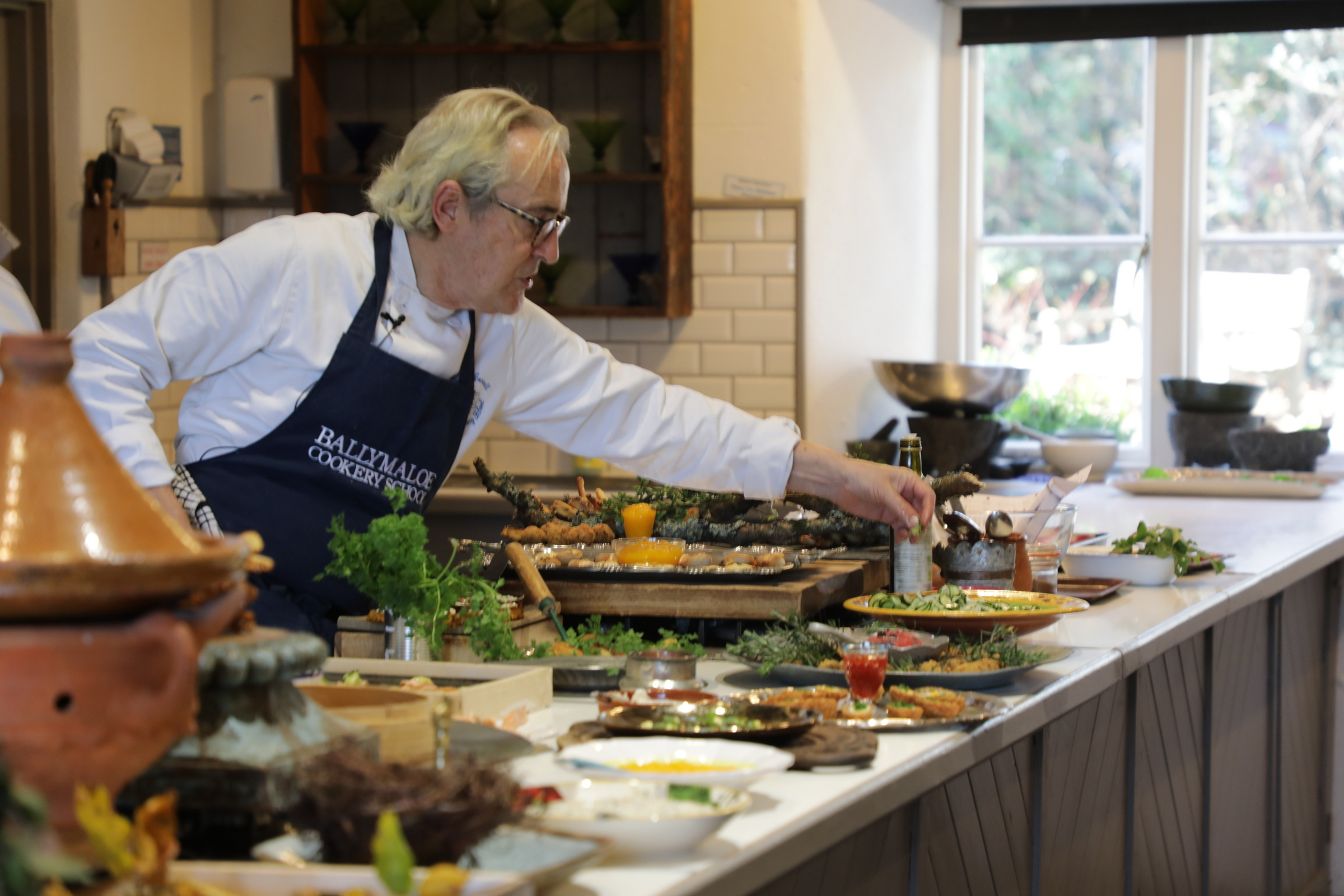 Live Stream: Stocking your Christmas Larder with Rory O'Connell