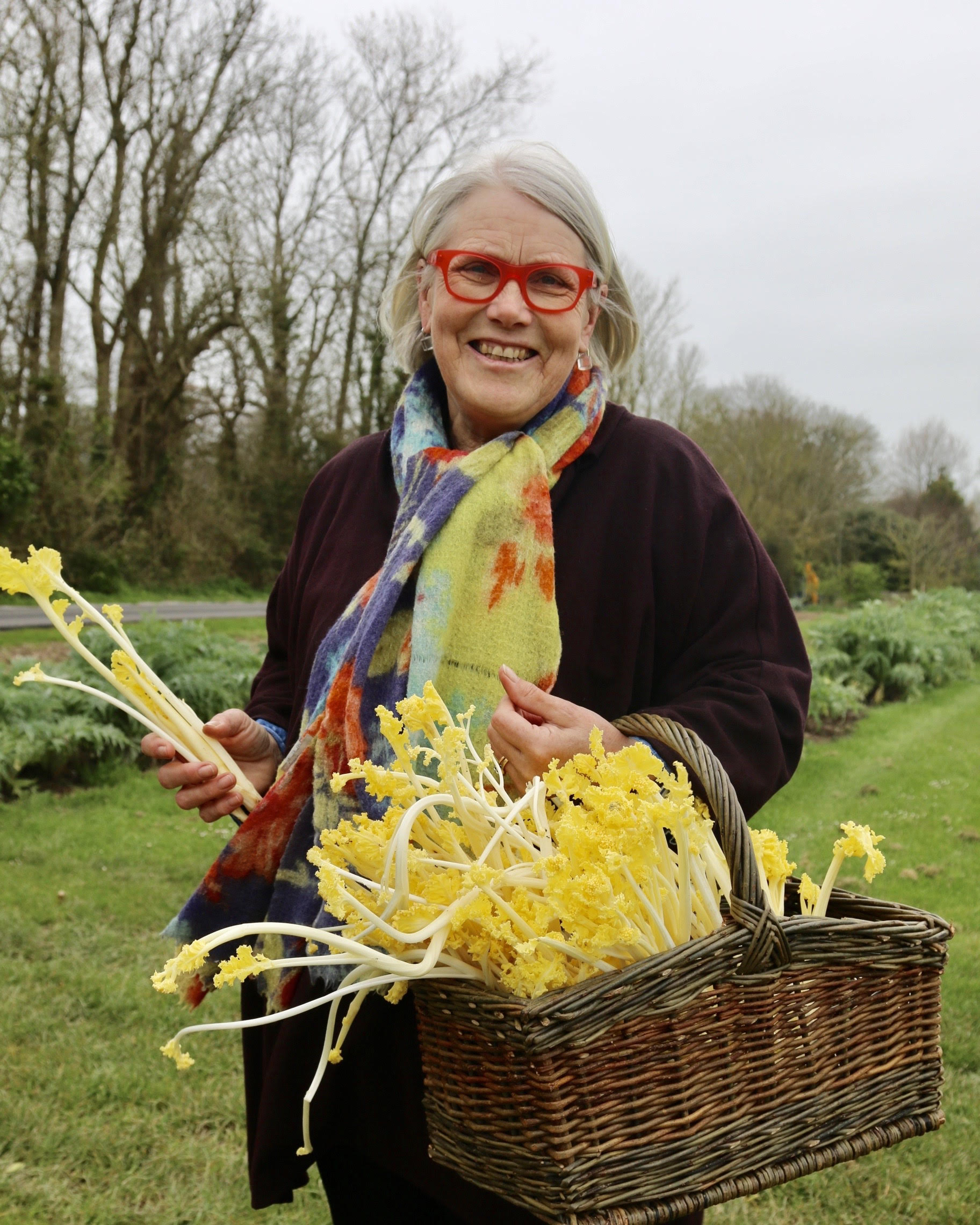 Spring Foraging with Darina Allen