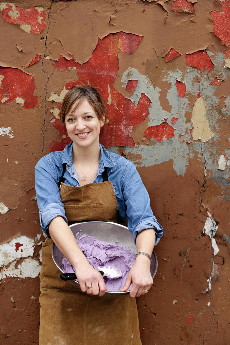 Live Stream: Guest Chef Claire Ptak afternoon demonstration