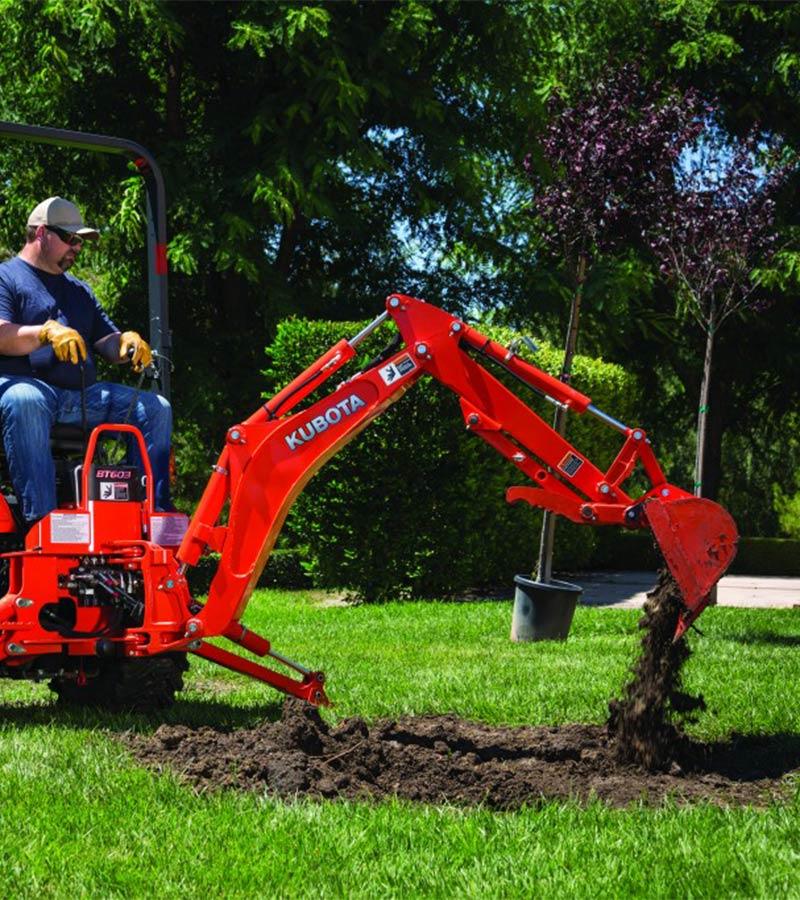 Grounds maintenance, Golden Horseshoe ON