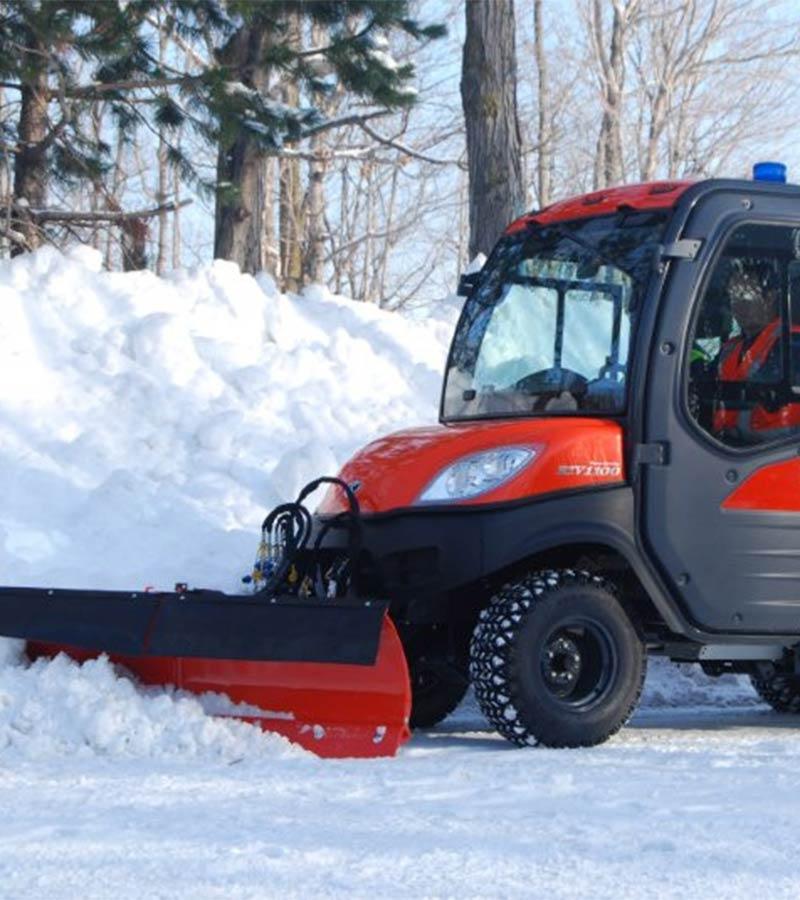 Snow removal, Golden Horseshoe