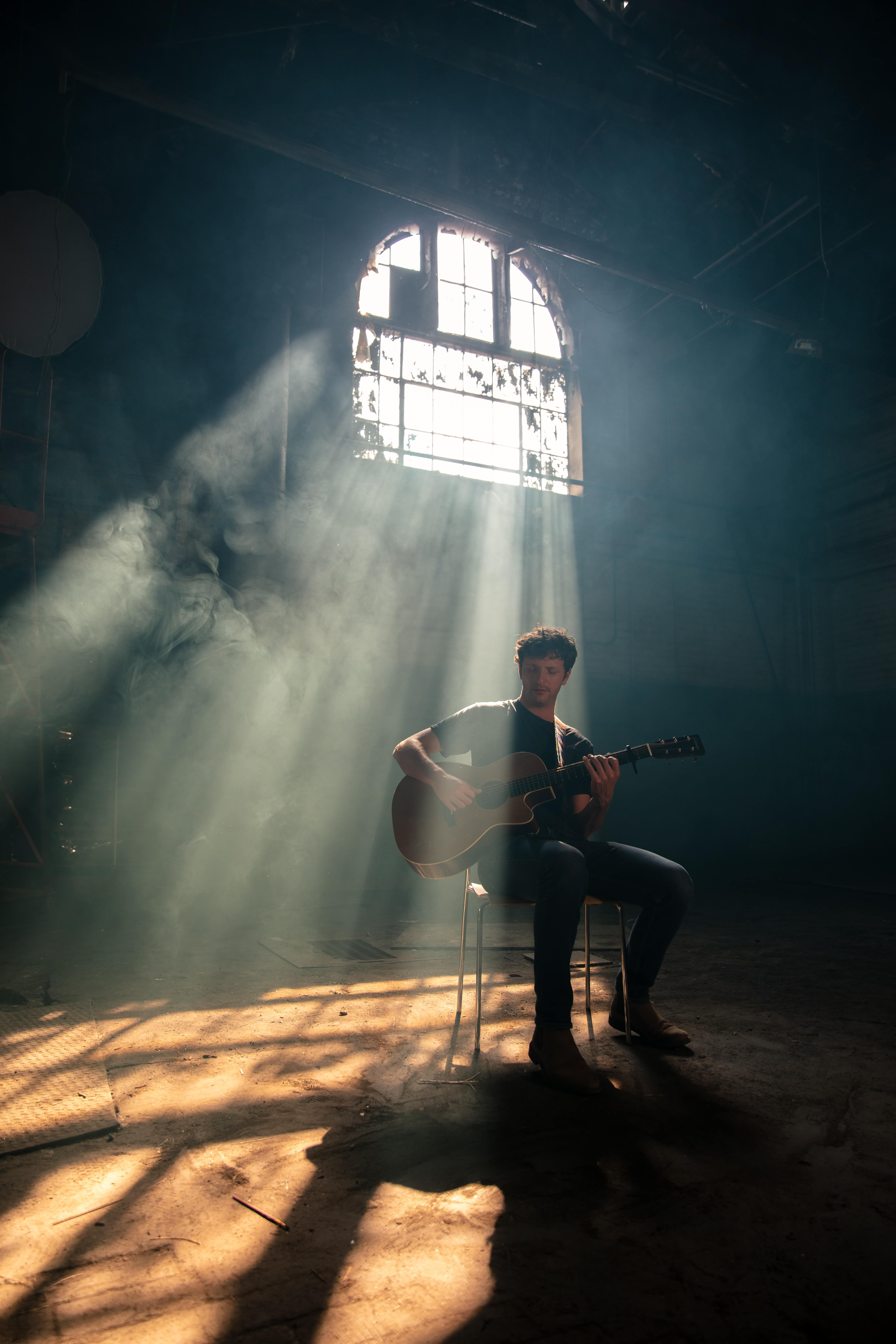 Zach Heckendorf sweet lighting warehouse