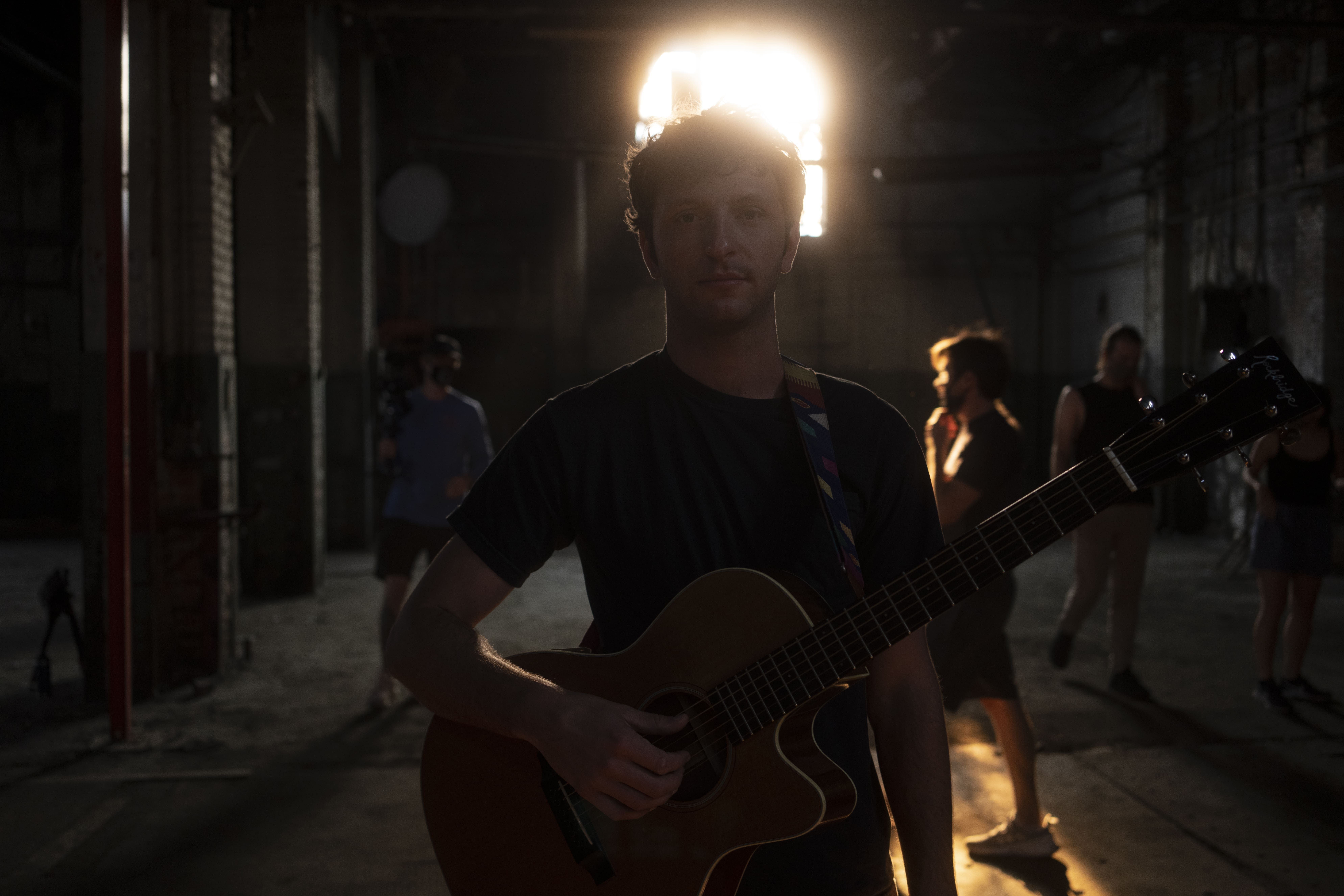 Taking On A Challenge: Music Video in One Continuous Shot with Zach Heckendorf
