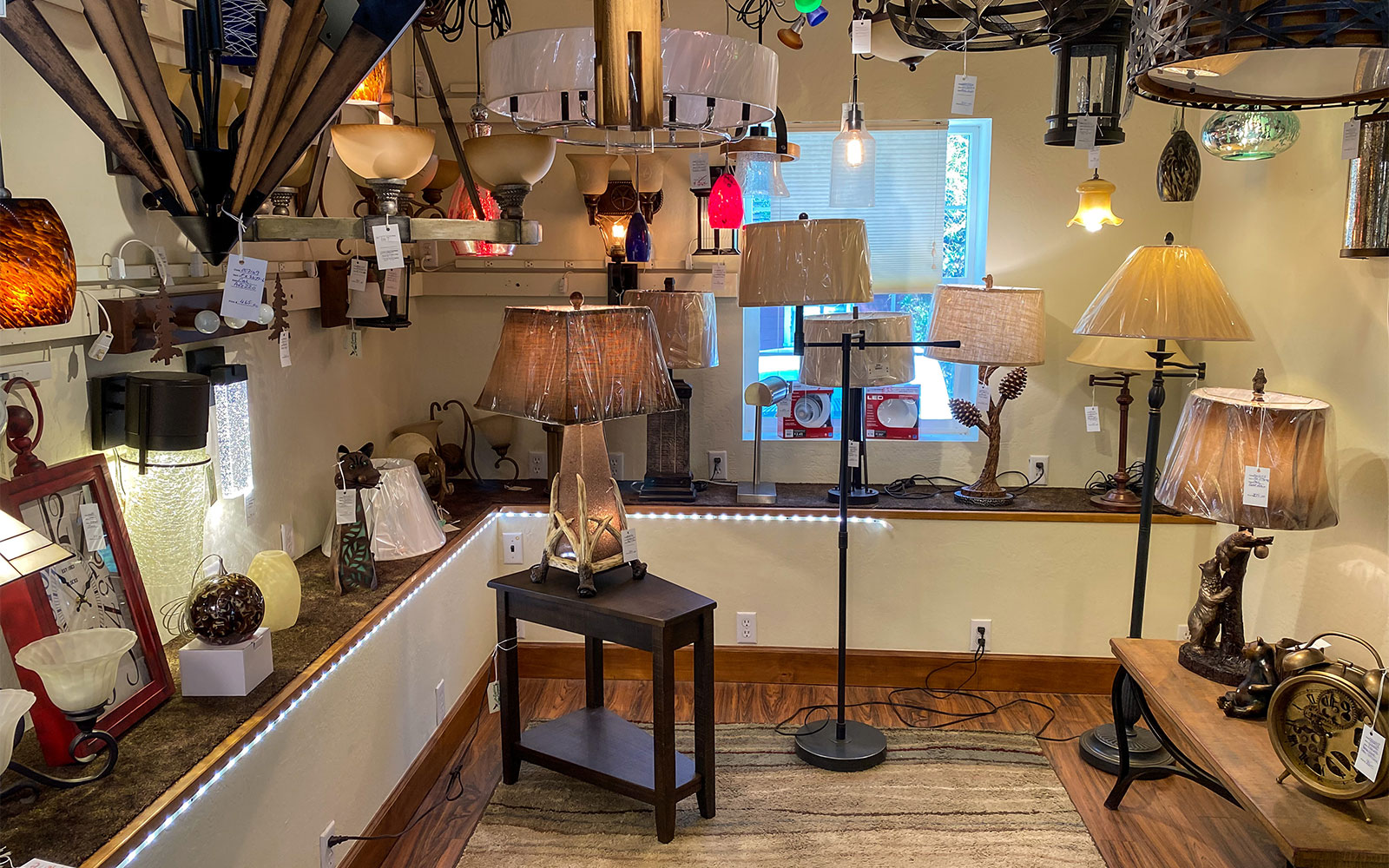 Graeagle Lighting Showroom