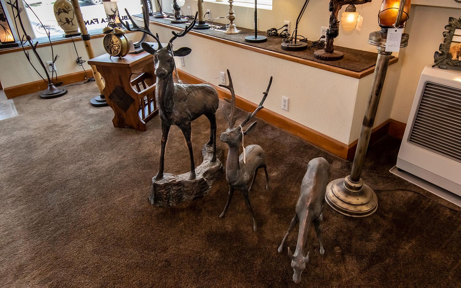 Graeagle Lighting Gallery - Deer