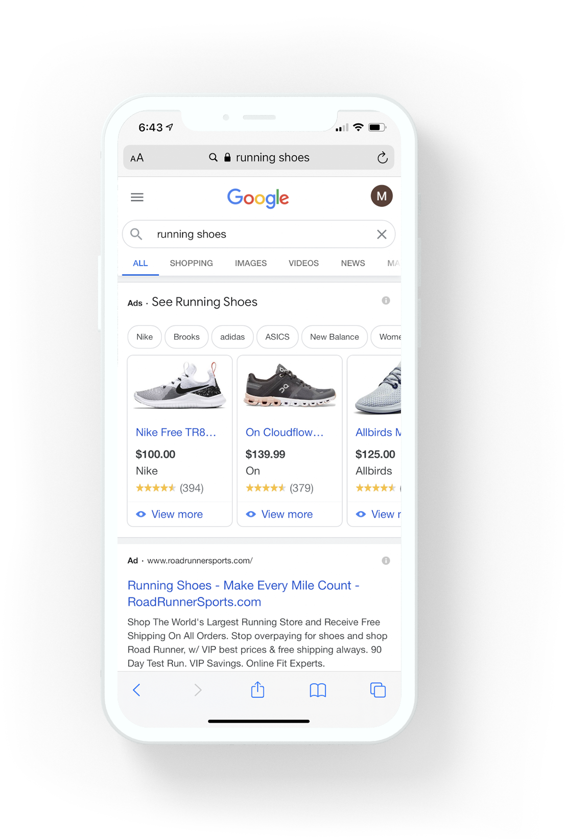 Google Shopping and Text Ads