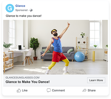 New Facebook Ad