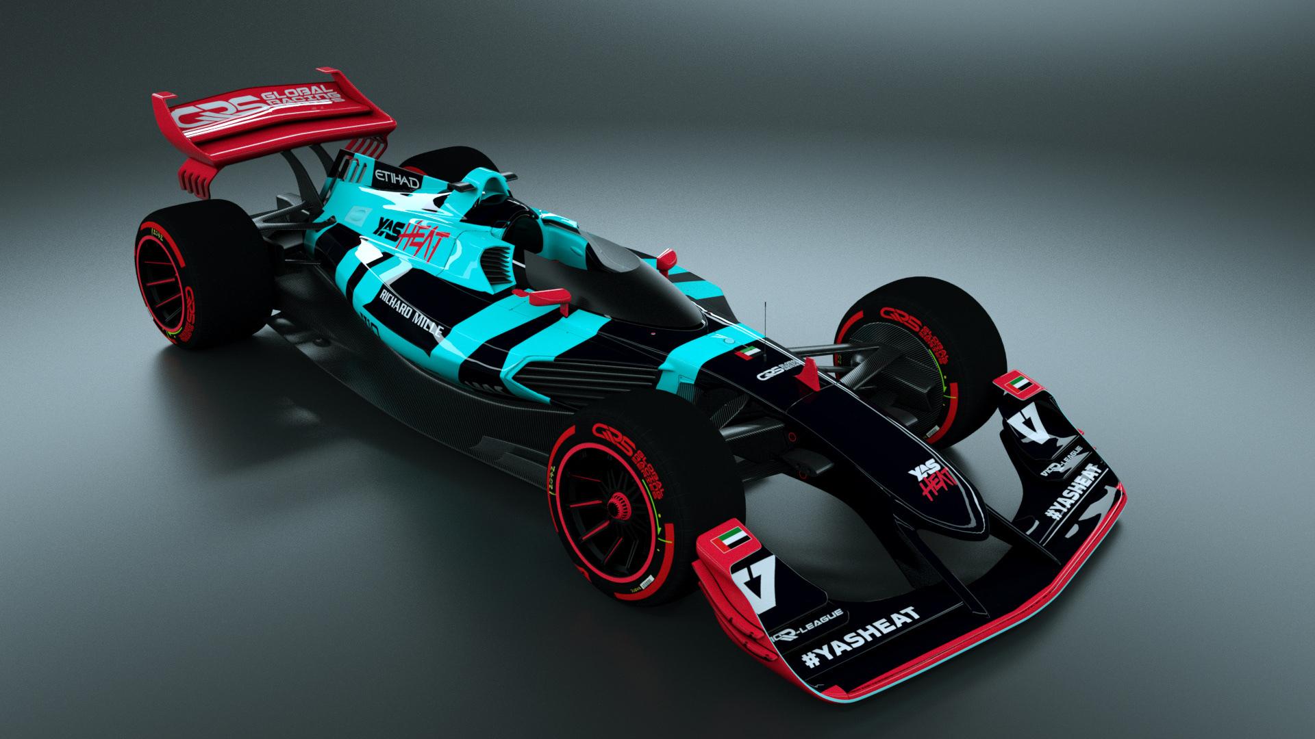 Abu Dhabi Motorsport Management x Veloce Esports