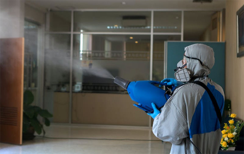 Office Disinfecting - Sanitizing Services