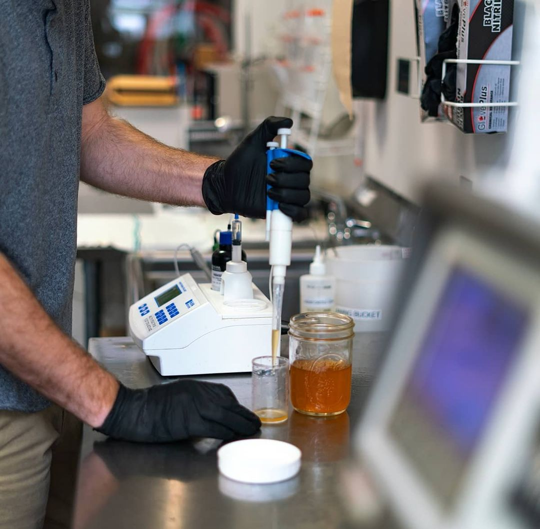 FedUp Foods production lab quality assurance