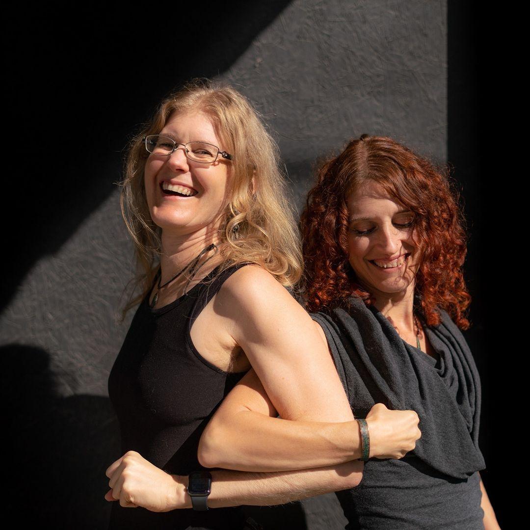 Jeannine Buscher and Sarah Schomber of FedUp Foods