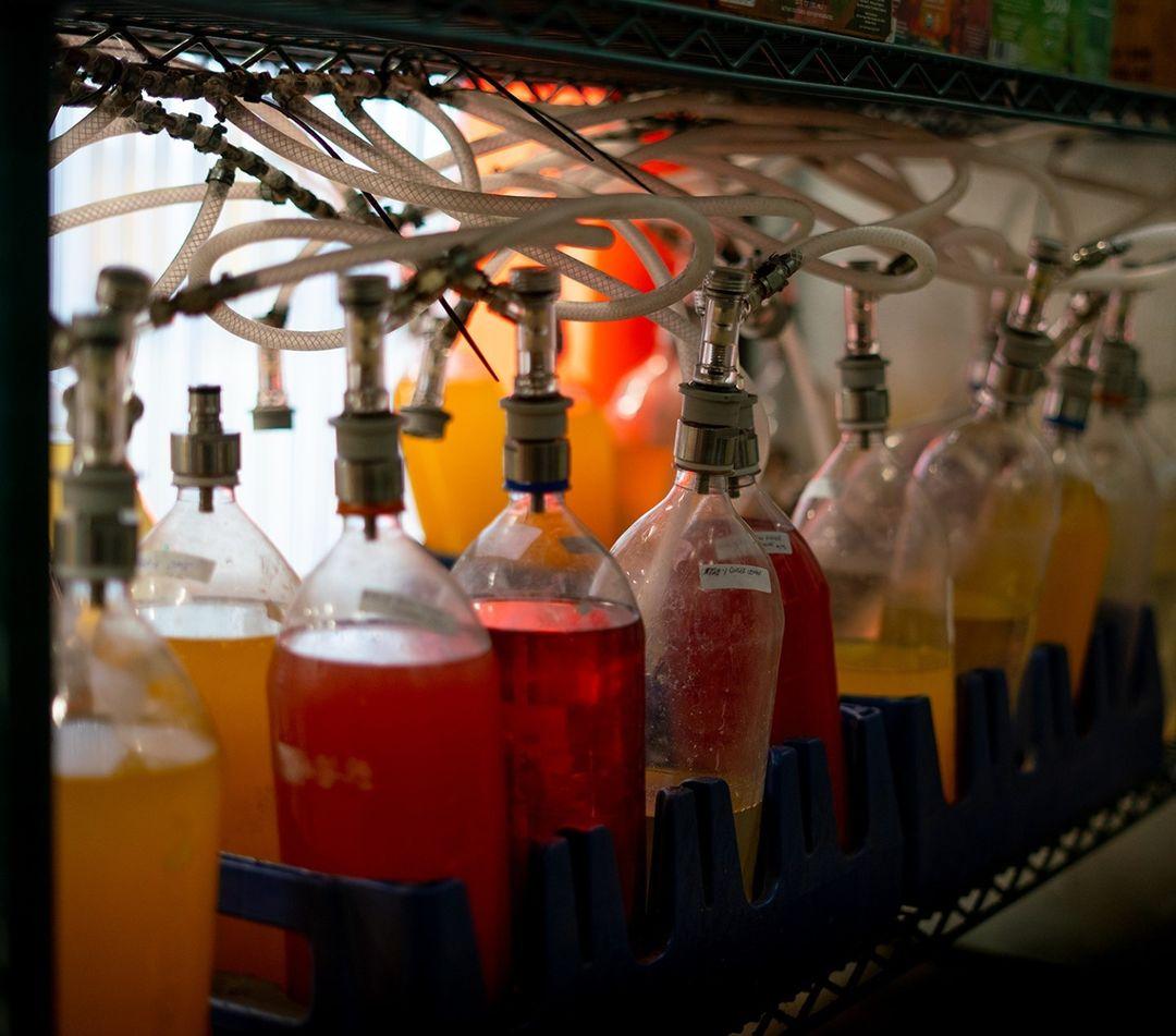 FedUp Foods drinks on the line