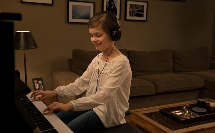+ SILENT Piano™ Modus