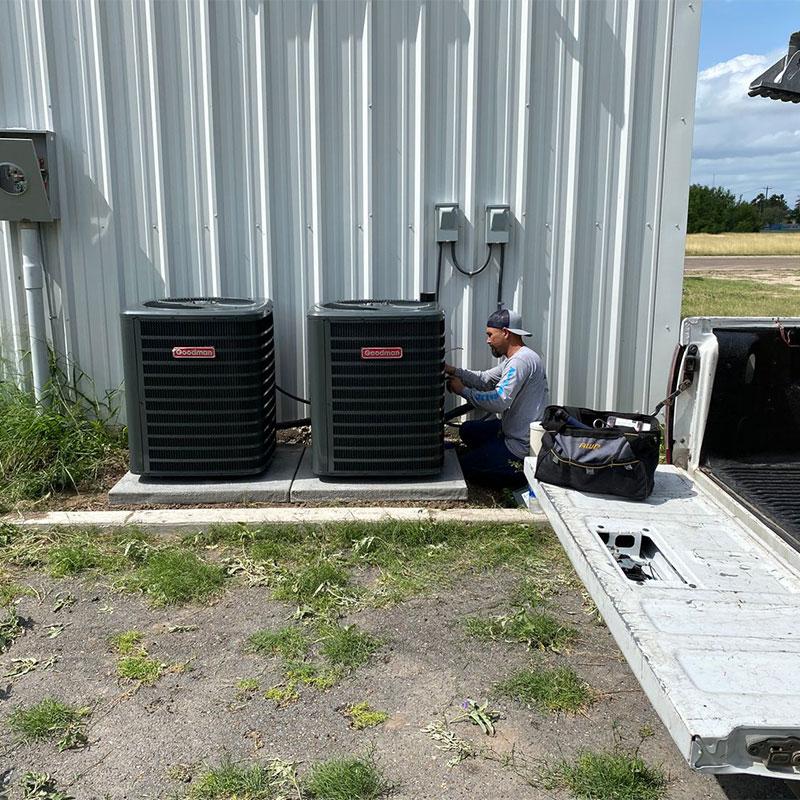Heating repair in McAllen, TX