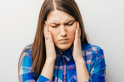 Headaches are common for sinusitis sufferers