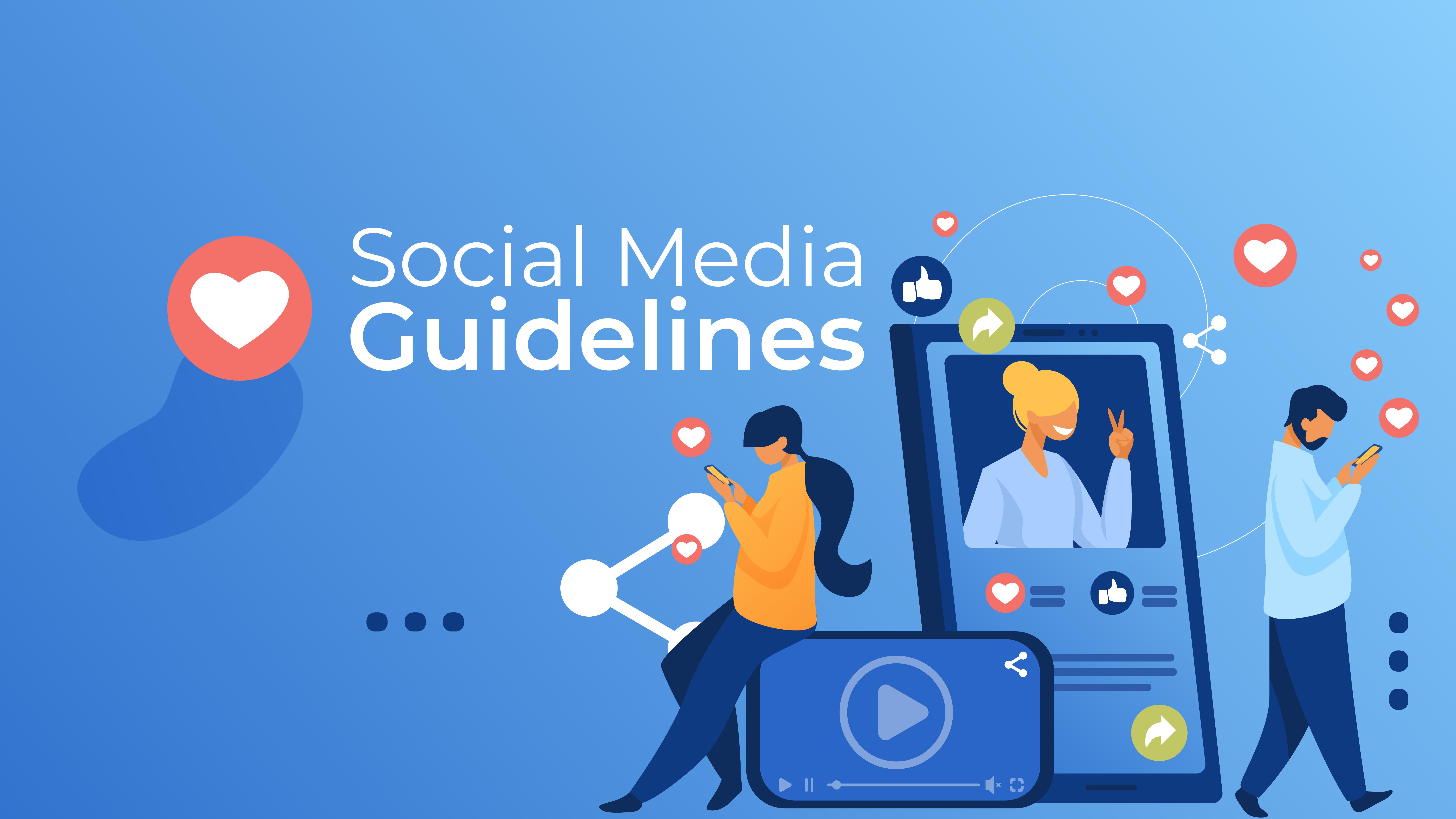 Руководство по социальным сетям