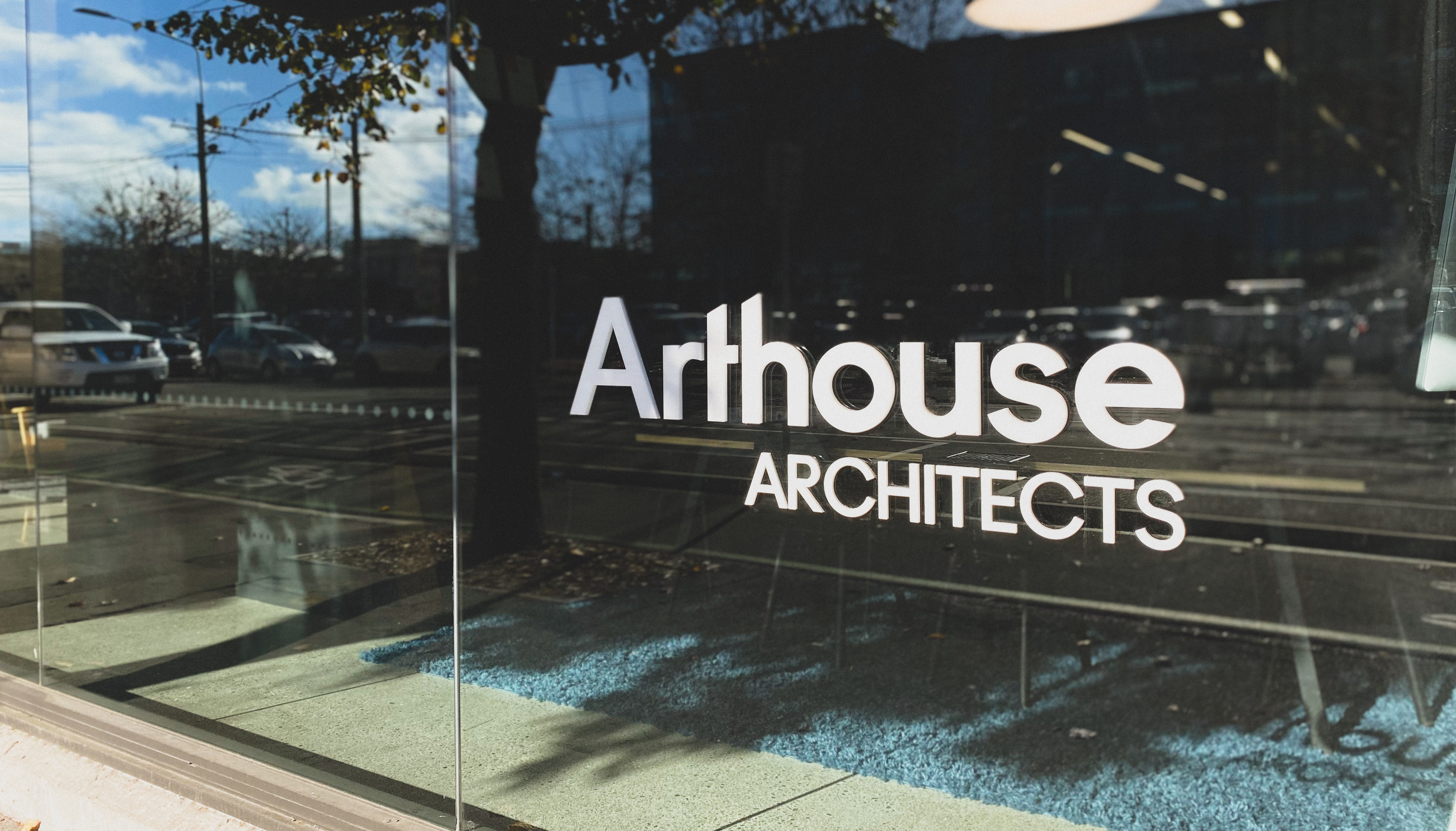 attraction studio arthouse architects brand web