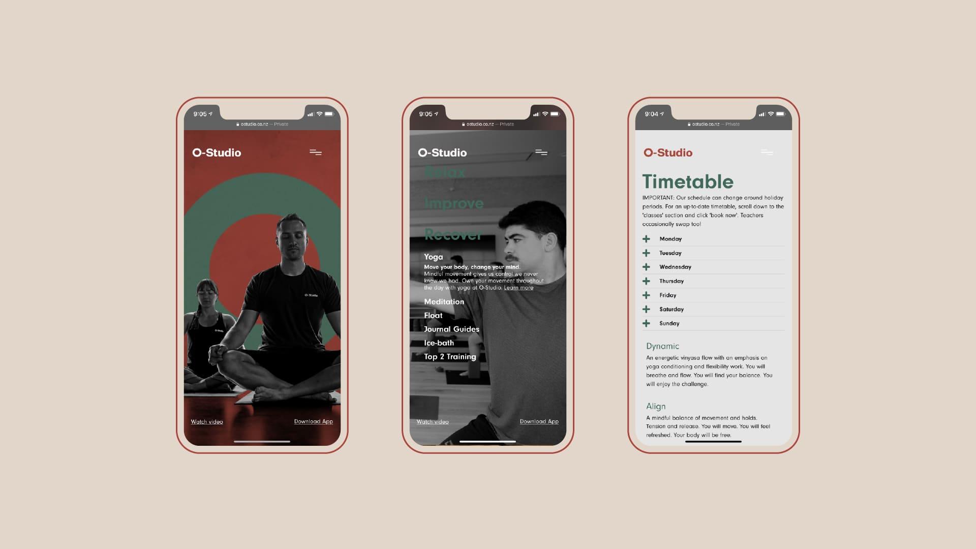 attraction studio o-studio brand mobile devices