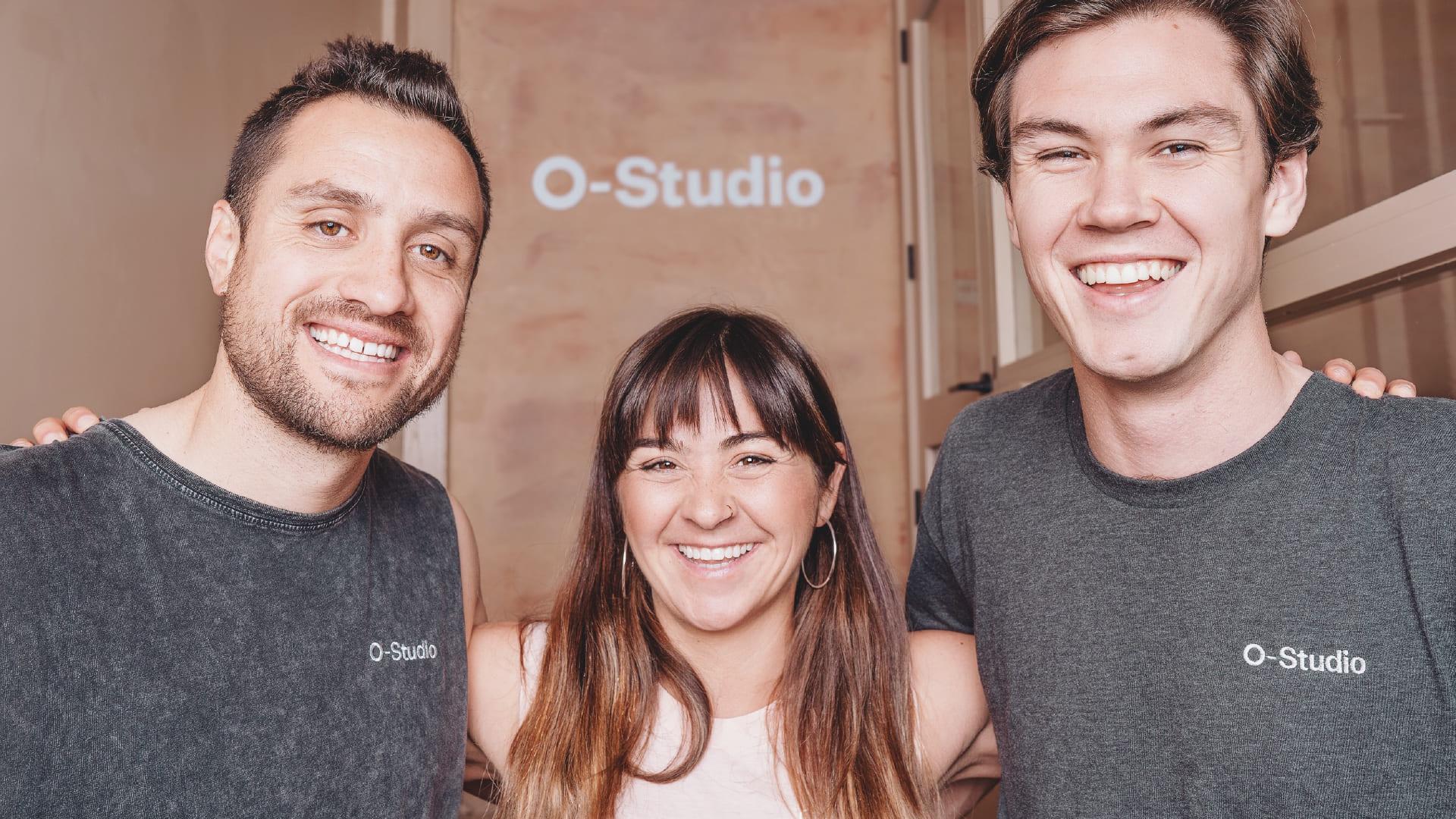 attraction studio o-studio brand the team