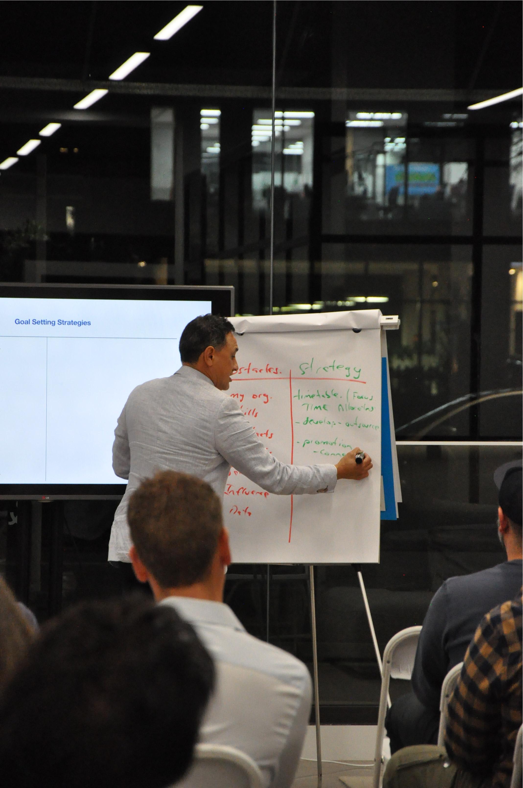 attraction studio foundations for growth seminar karl presentation