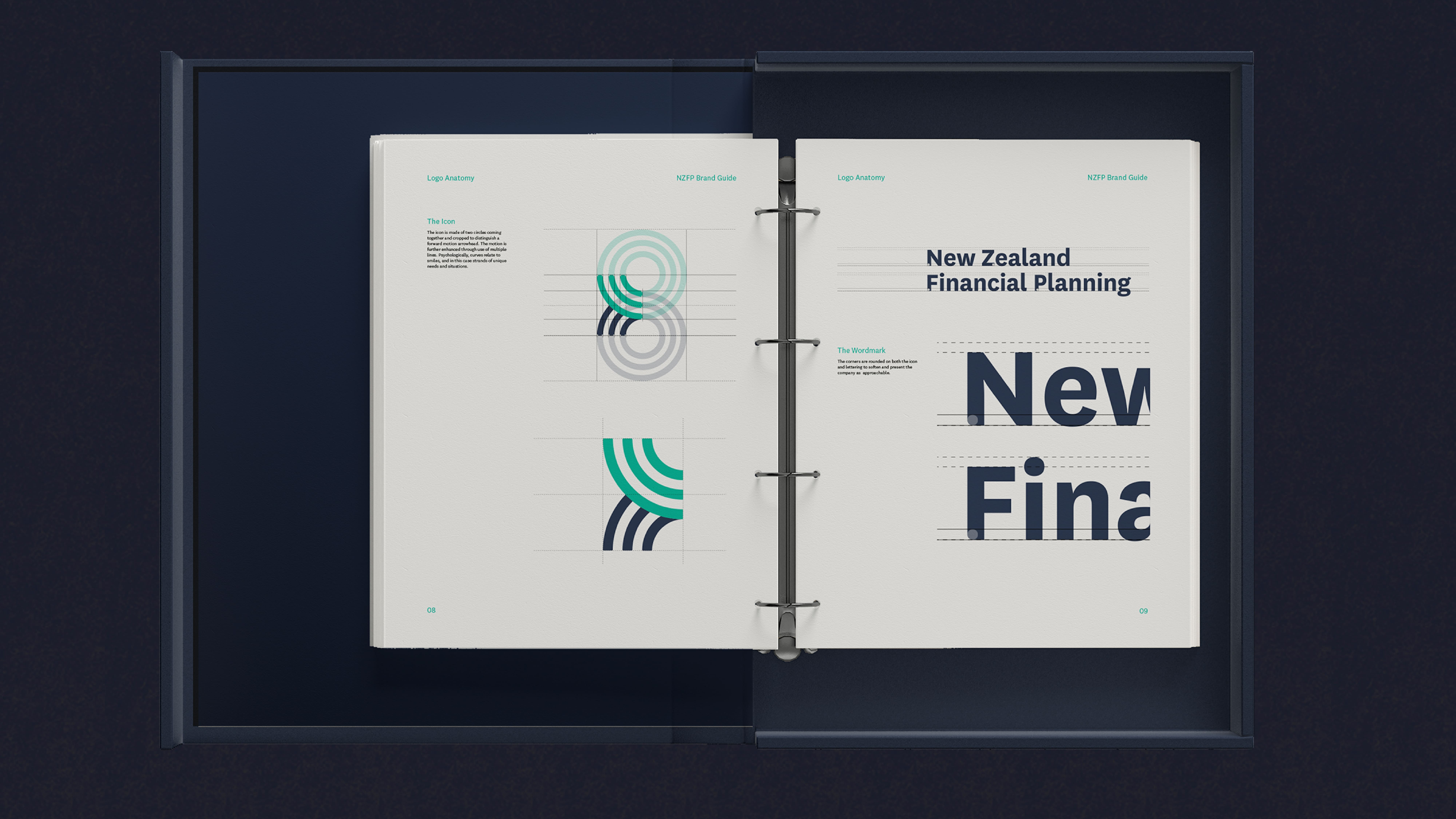 attraction studio new zealand financial planning project binder