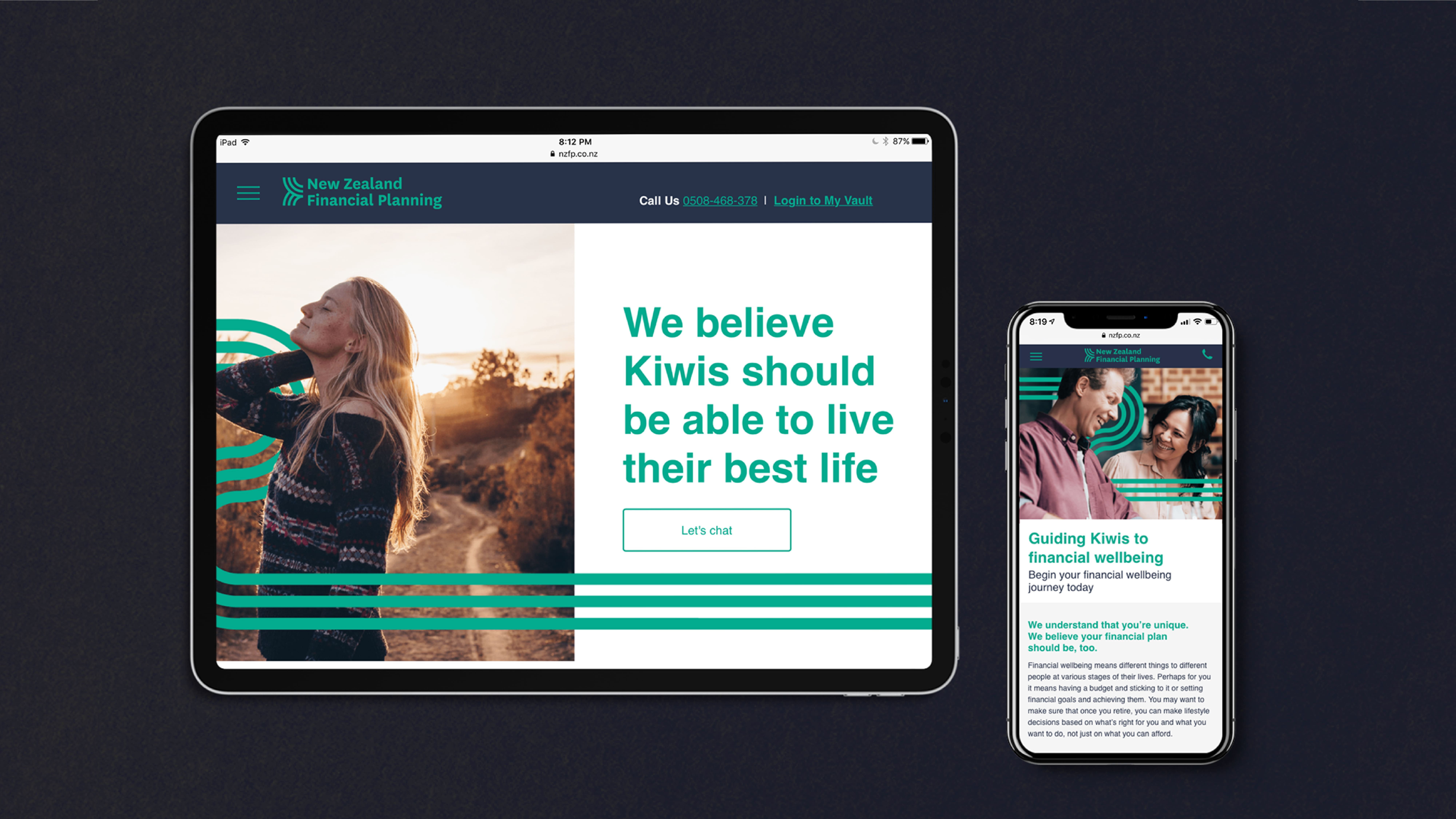 attraction studio new zealand financial planning project tablet and mobile