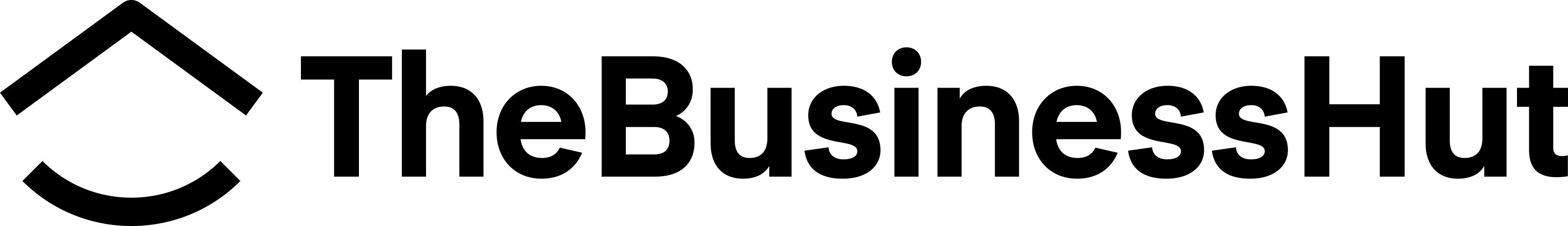 Client The Business Hut Logo