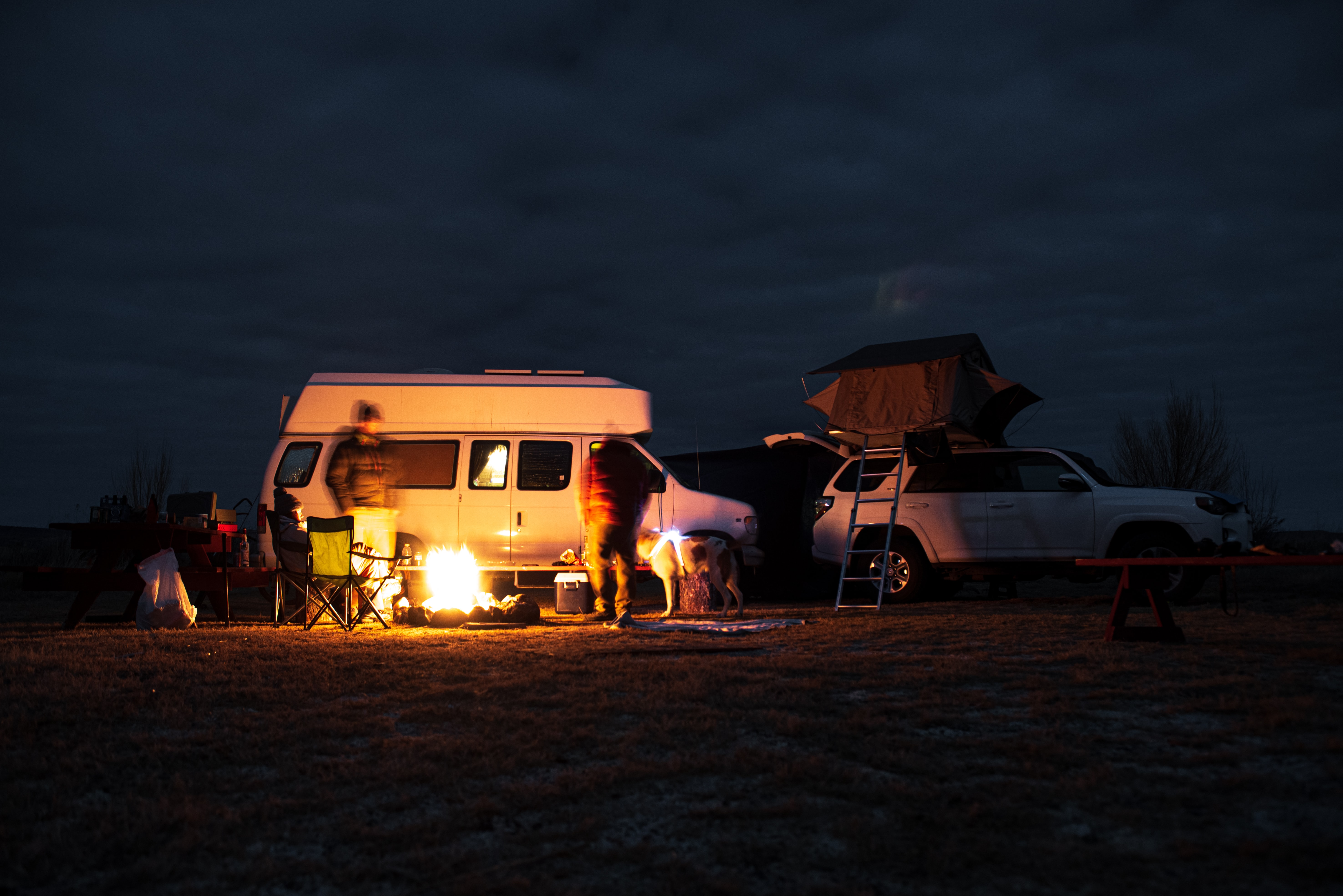 A Beginner's Guide to Van Roof Tent Camping